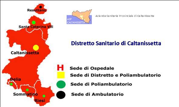 Distretto Sanitario di Caltanissetta