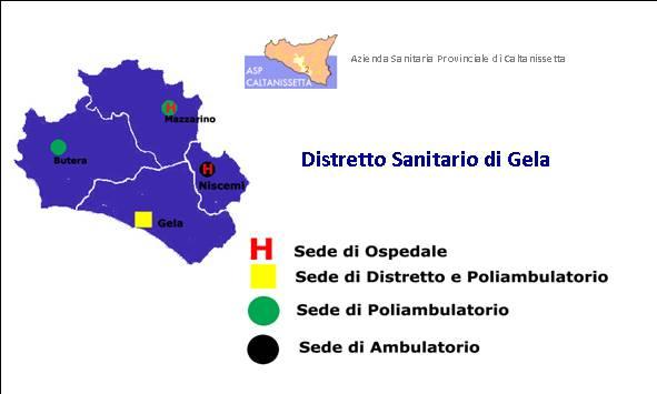 Distretto Sanitario di Gela