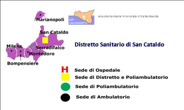 Distretto Sanitario di San Cataldo